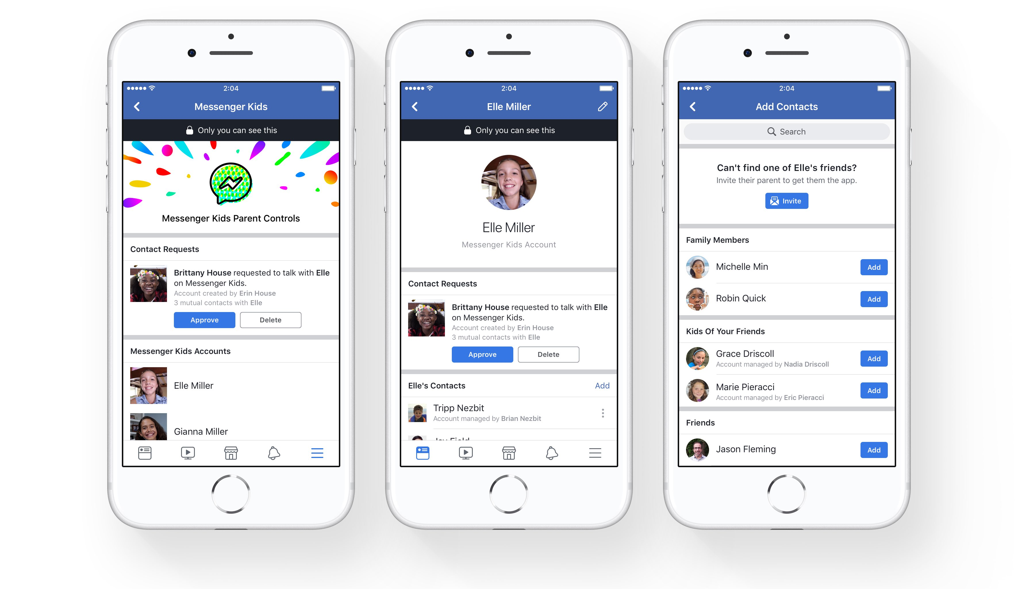 how to log off messenger on iphone rolls out messenger for with parental controls 20149