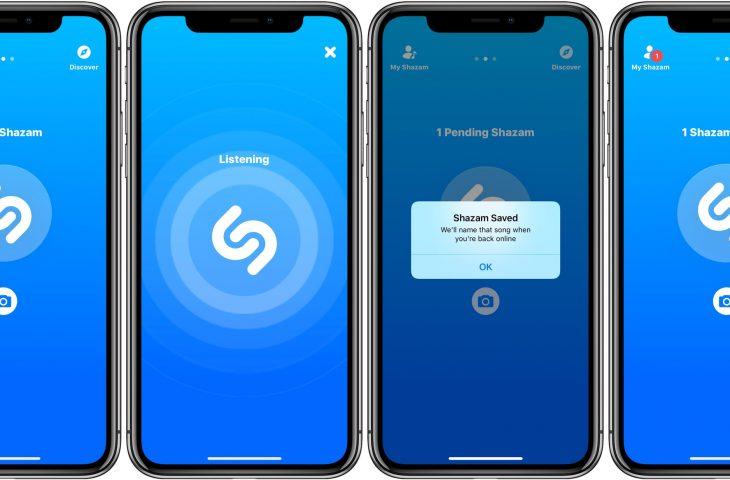 Shazam For Iphone Brings Offline Mode