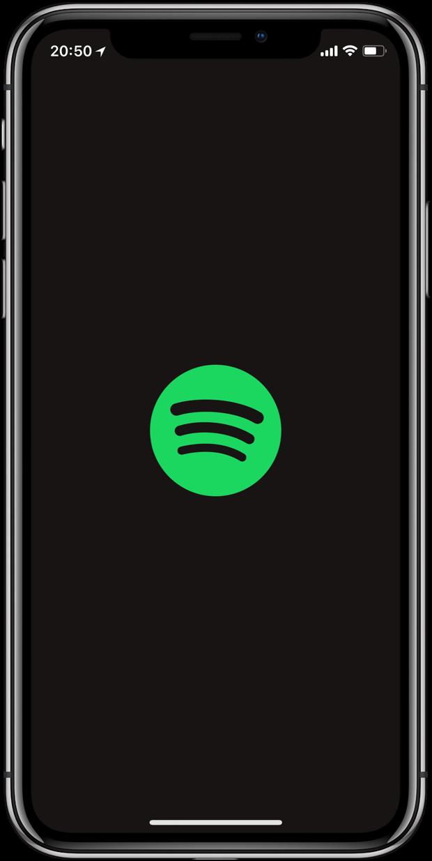 Hide Spotify songs