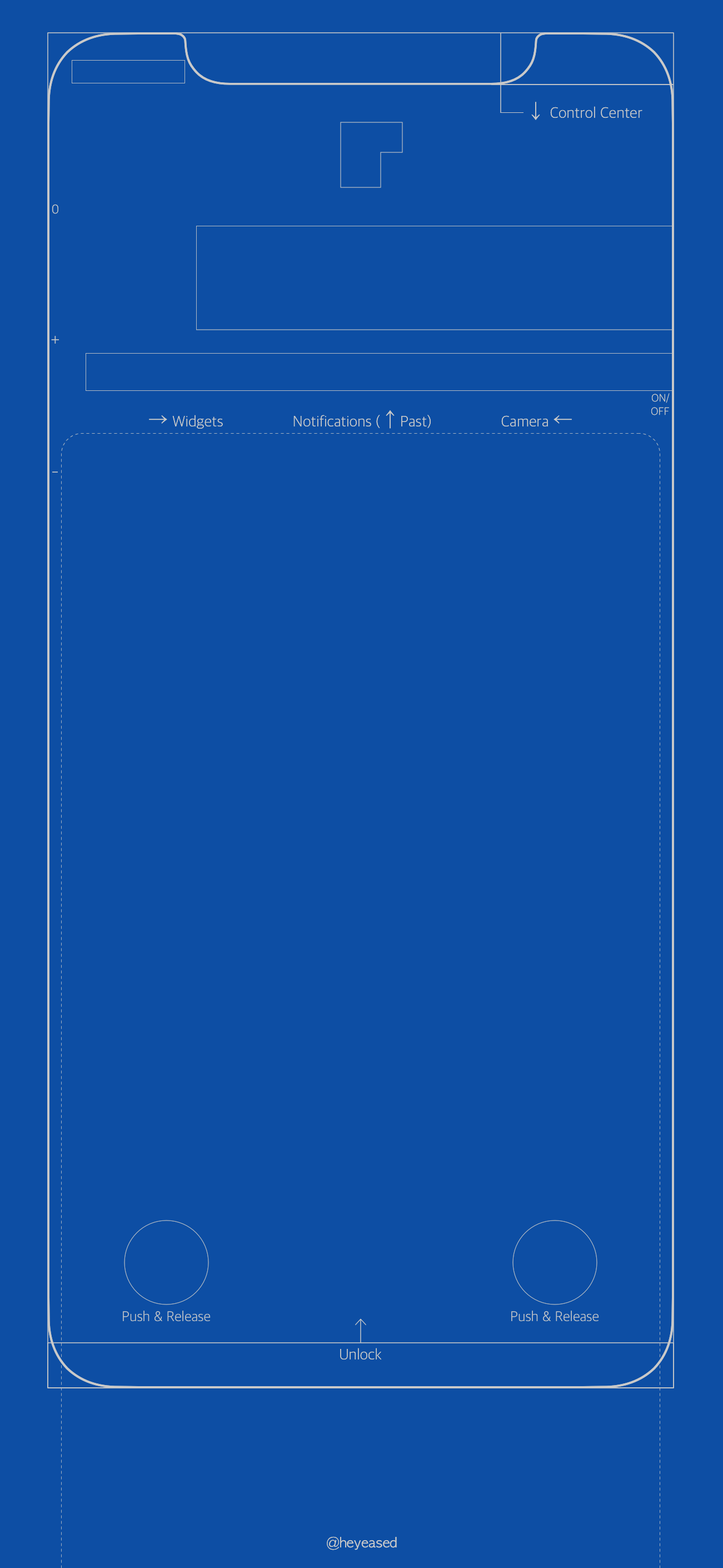 Download Blueprint Lock Screen