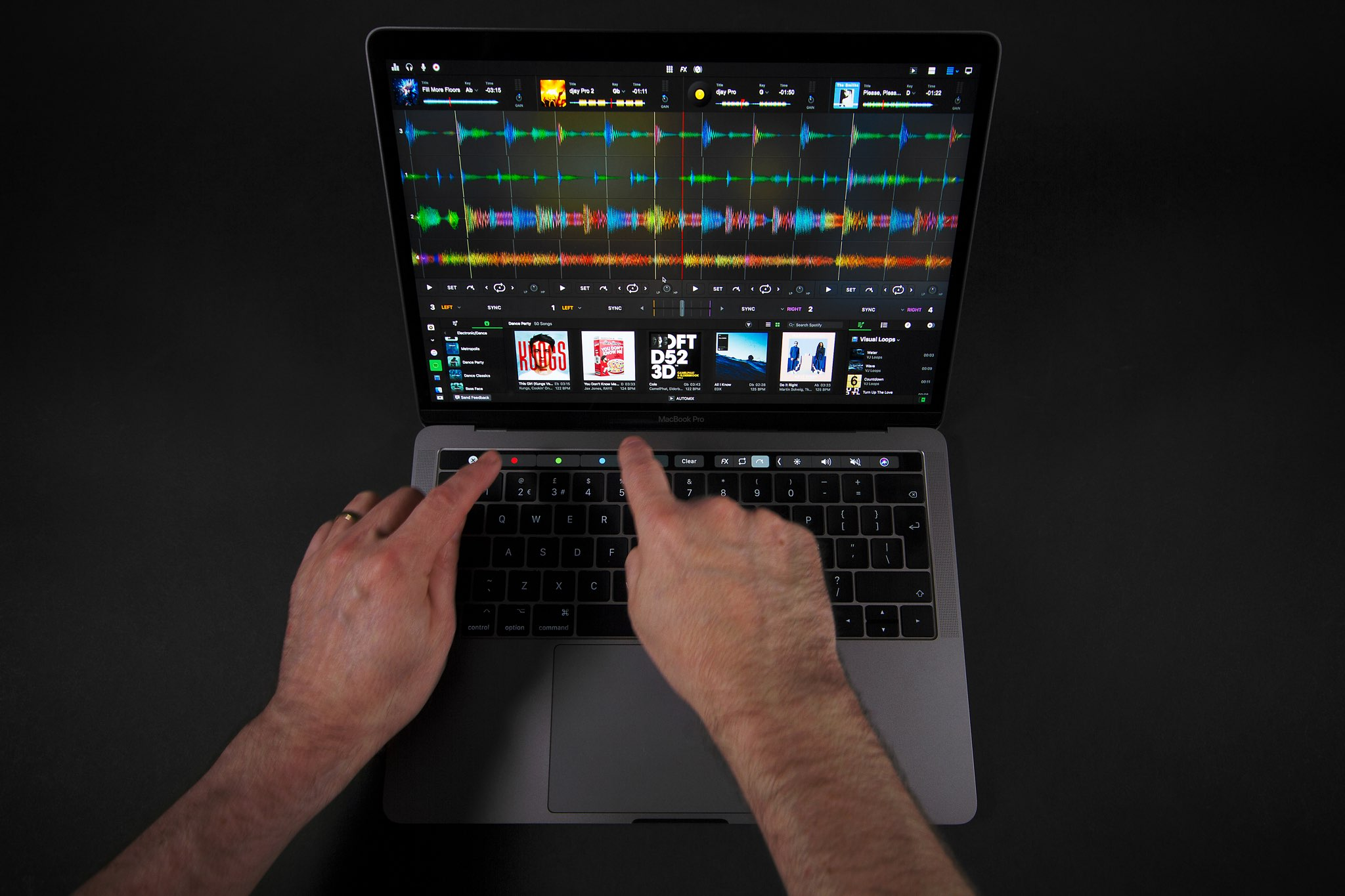 djay Pro 2 for Mac is out: AI auto mixes, single-deck mode