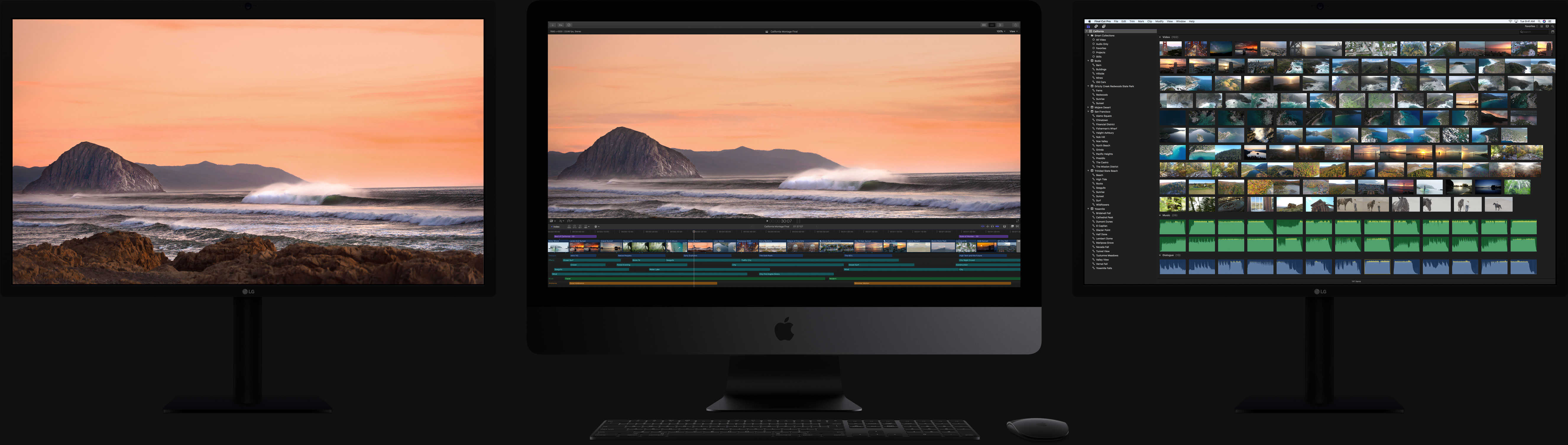 Final Cut Pro X 10 4 launches with support for HDR, HEVC/HEIF, 360