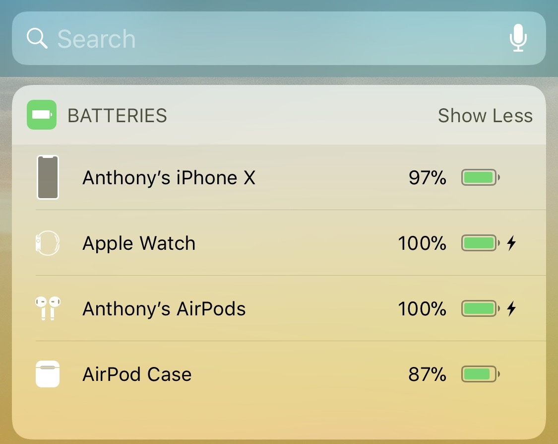 BatteryStatus revives the old school Bluetooth device