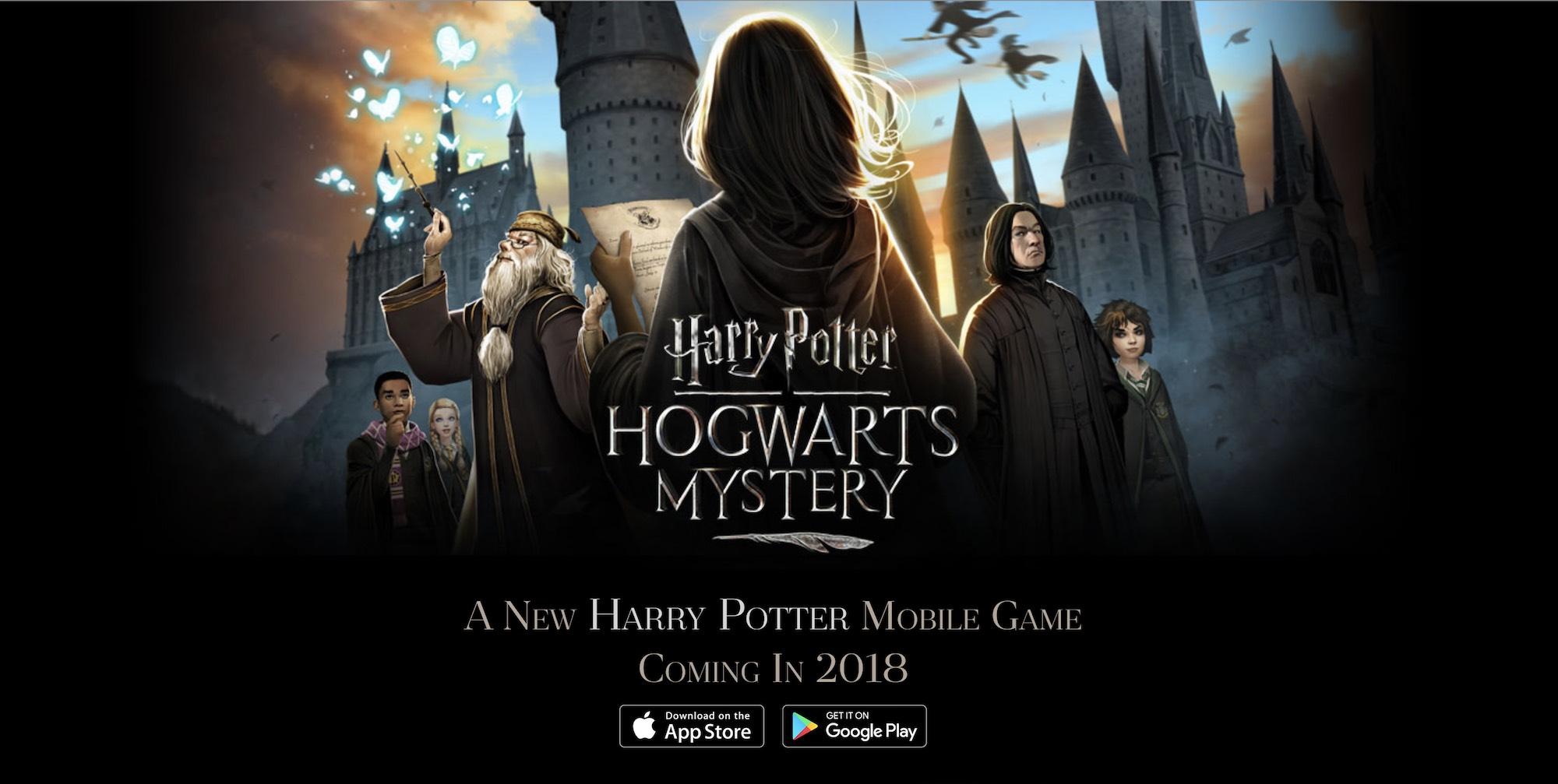 hogwarts mystery ios