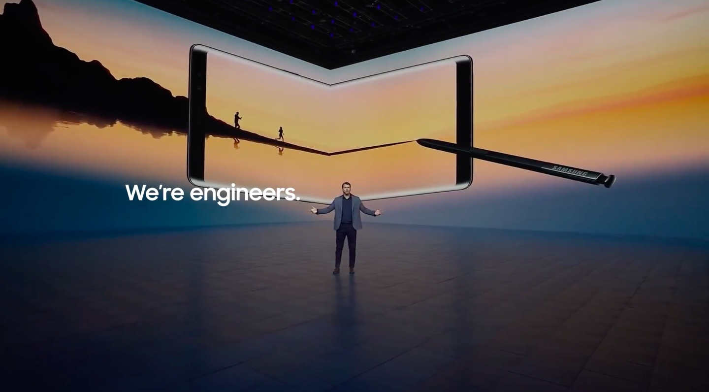 Samsung S Nicely Done Brand Philosophy Video Says Do What You Can T