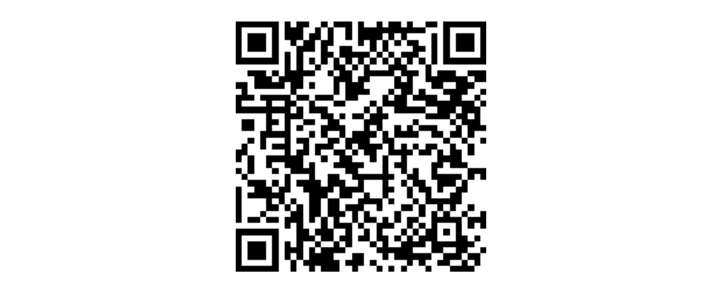 QR code for Wi-Fi network access