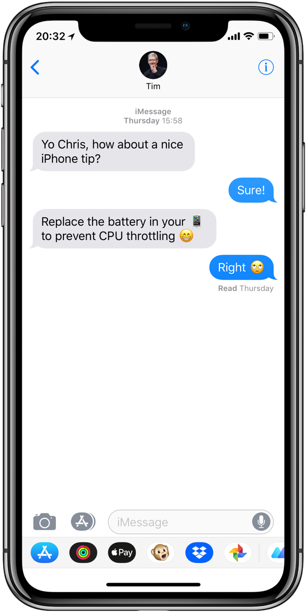 how to copy an sms mms or imessage on your iphone ipad