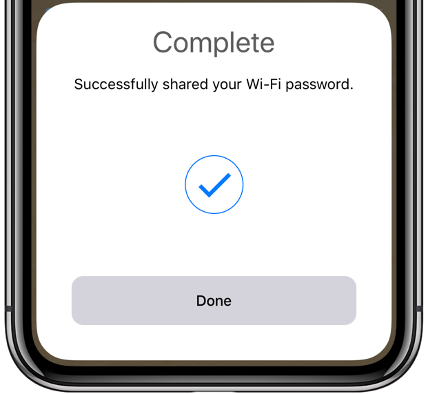 How to easily share access to your Wi-Fi network without