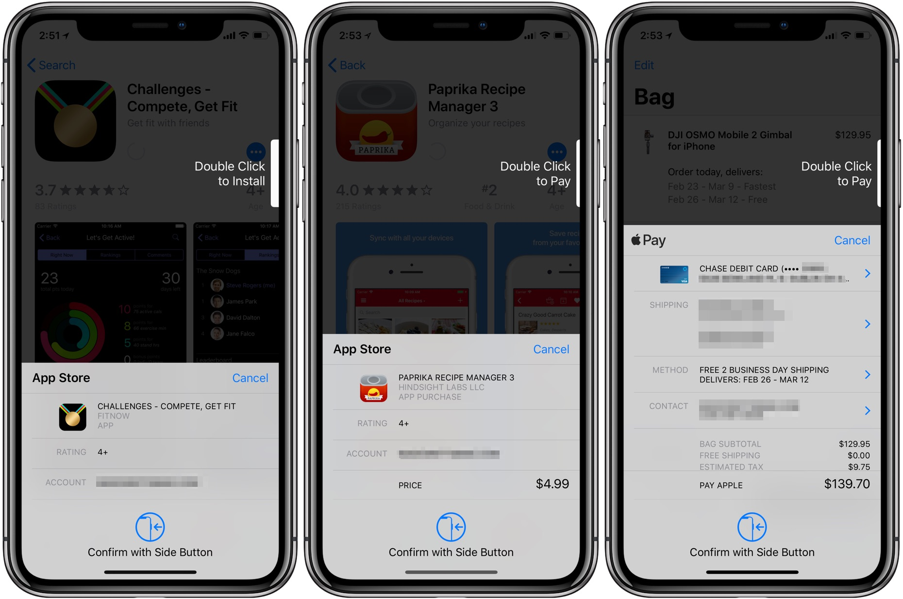buy popular e1406 b33c4 iOS 11.3 simplifies the authentication process for Face ID purchases ...