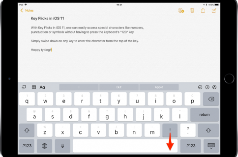 How to dock, undock, split, and merge your iPad keyboard