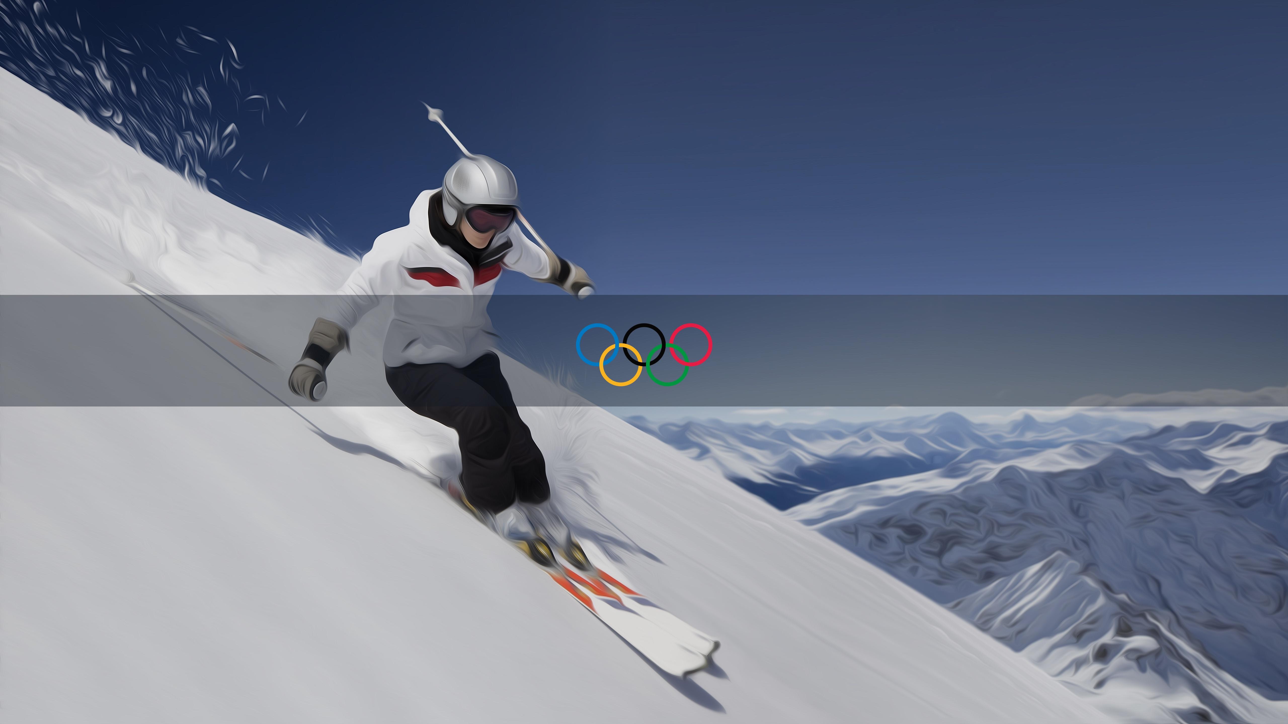 Pyeongchang Winter Olympics Wallpaper