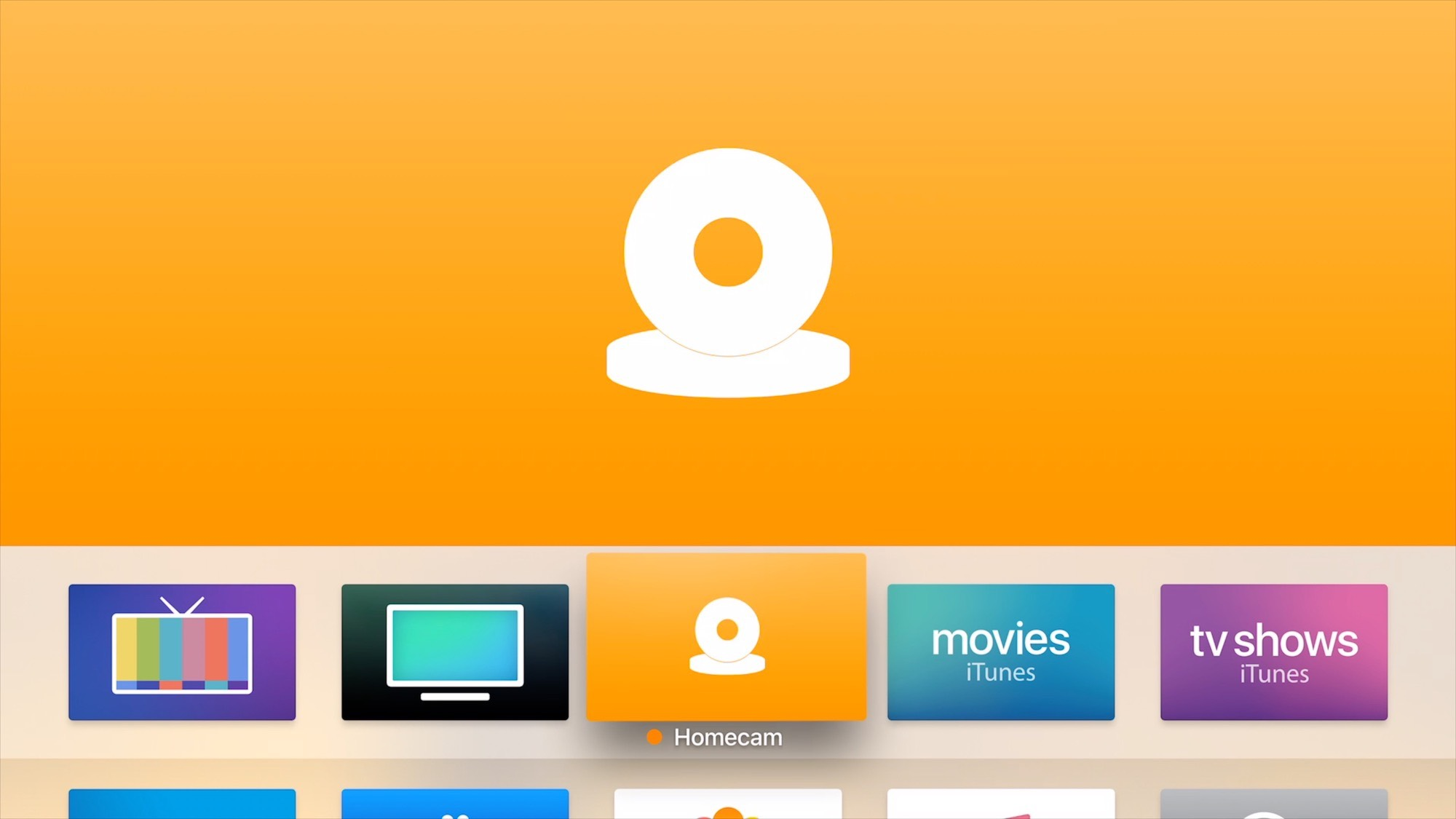 Homecam app for viewing HomeKit cameras on Apple TV gets an