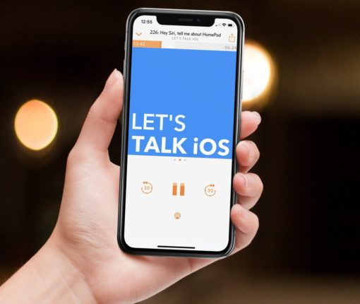 Let's Talk iOS podcast on iPhone X