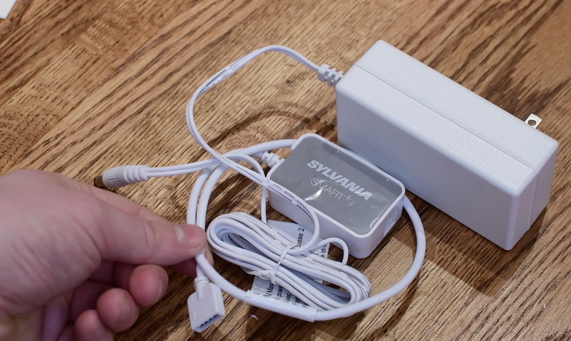 Bluetooth Full Color Indoor Smart Flex Strip Starter Kit For Apple HomeKit iOS