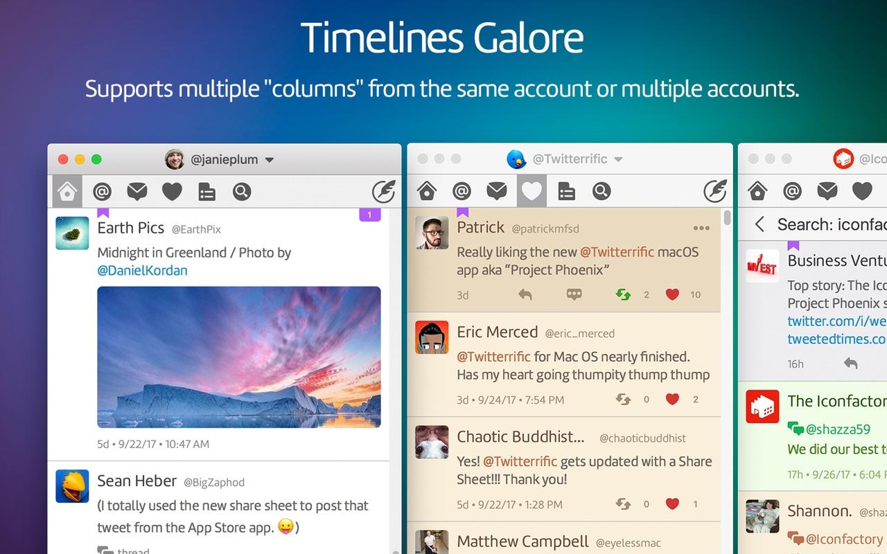 Twitterrific for mac