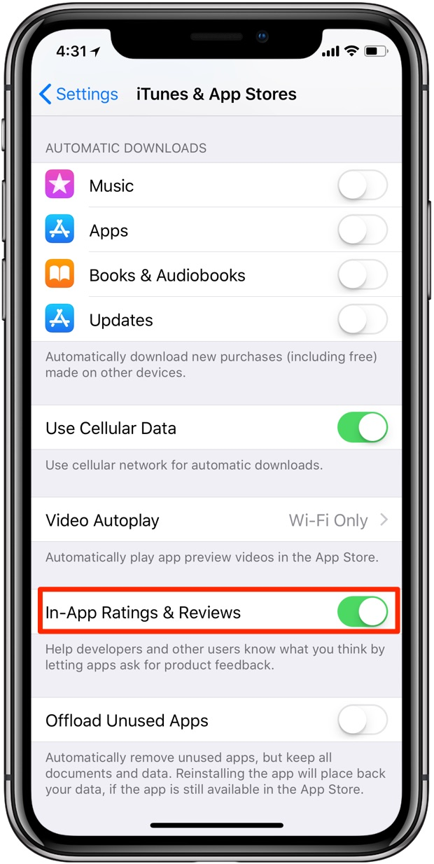 """How to designate reviews in App Store as """"Helpful"""" or """"Not"""