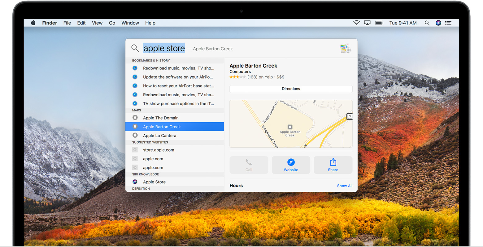 How to rebuild Spotlight index on your Mac
