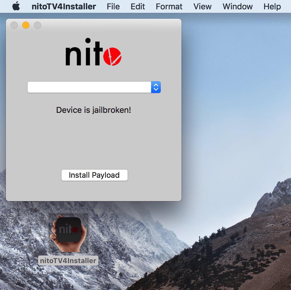 nitoTV 4 installer
