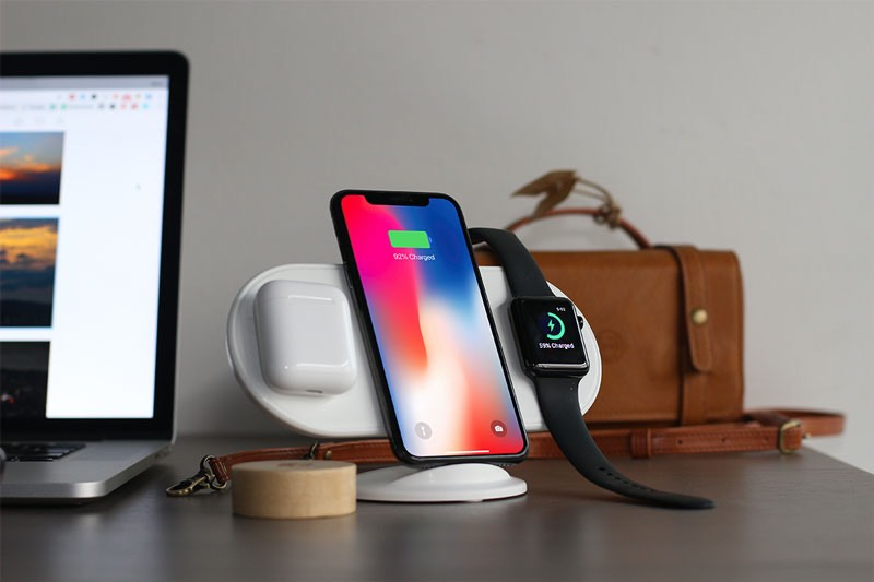 Plux Takes On Apple S Airpower With A Multi Device Charger