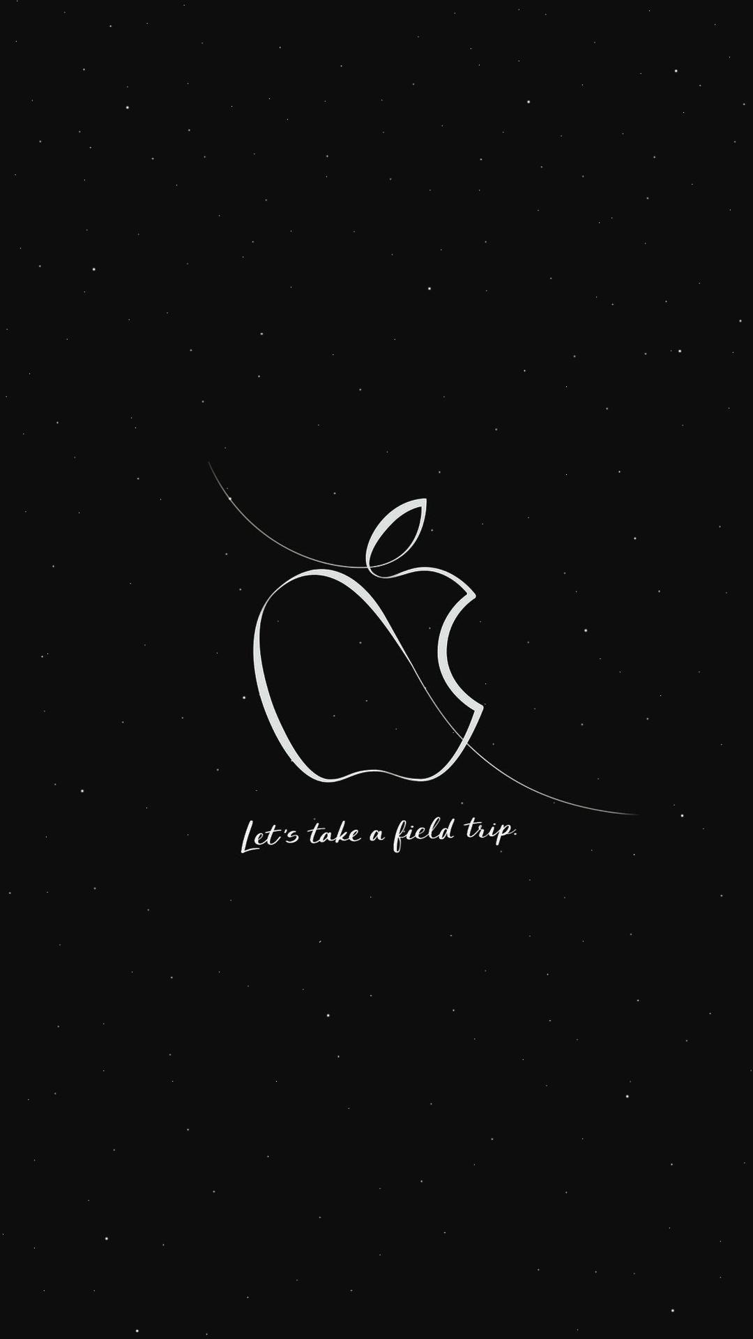 Appleのスペシャルイベント Let S Take A Field Trip のデザインをベースにした壁紙 Iphone Ipad Mac用 噂のappleフリークス