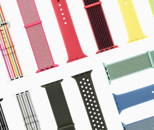 springtime Apple Watch bands