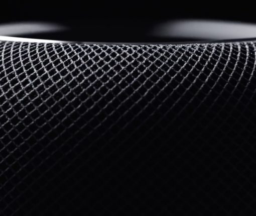 HomePod black top