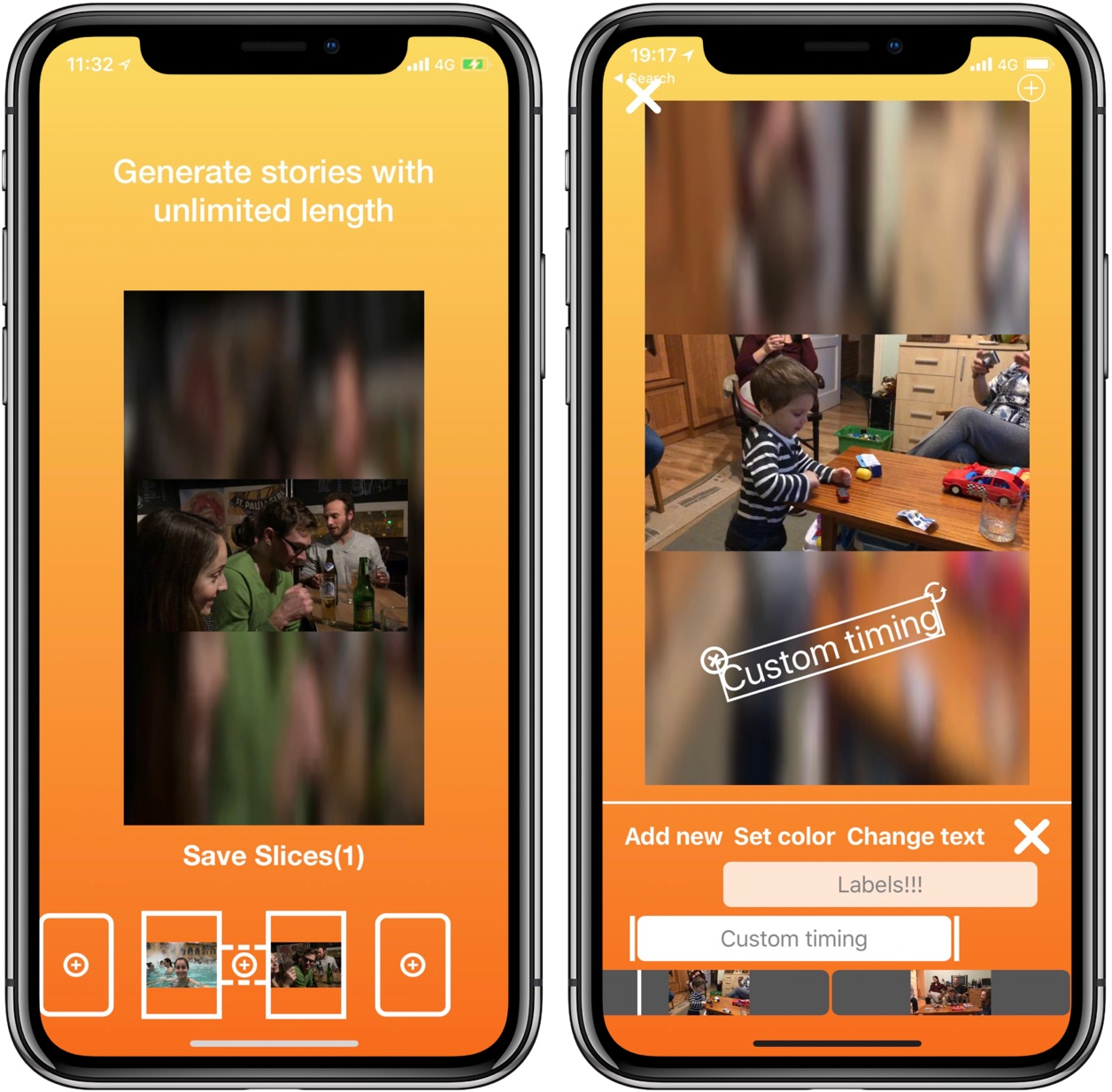 Infinite Stories app lets you create Instagram Stories with
