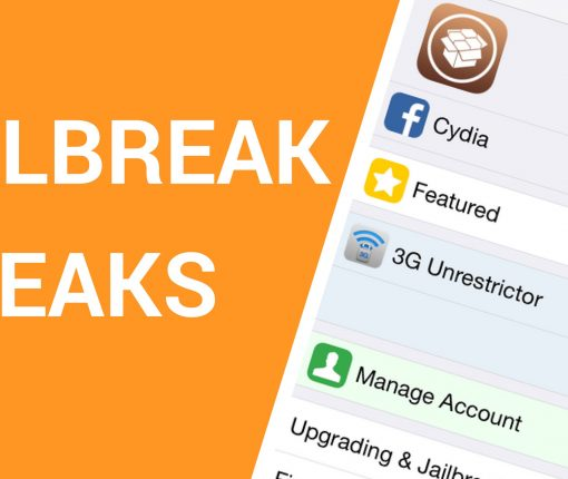 Jailbreak Tweaks to check out