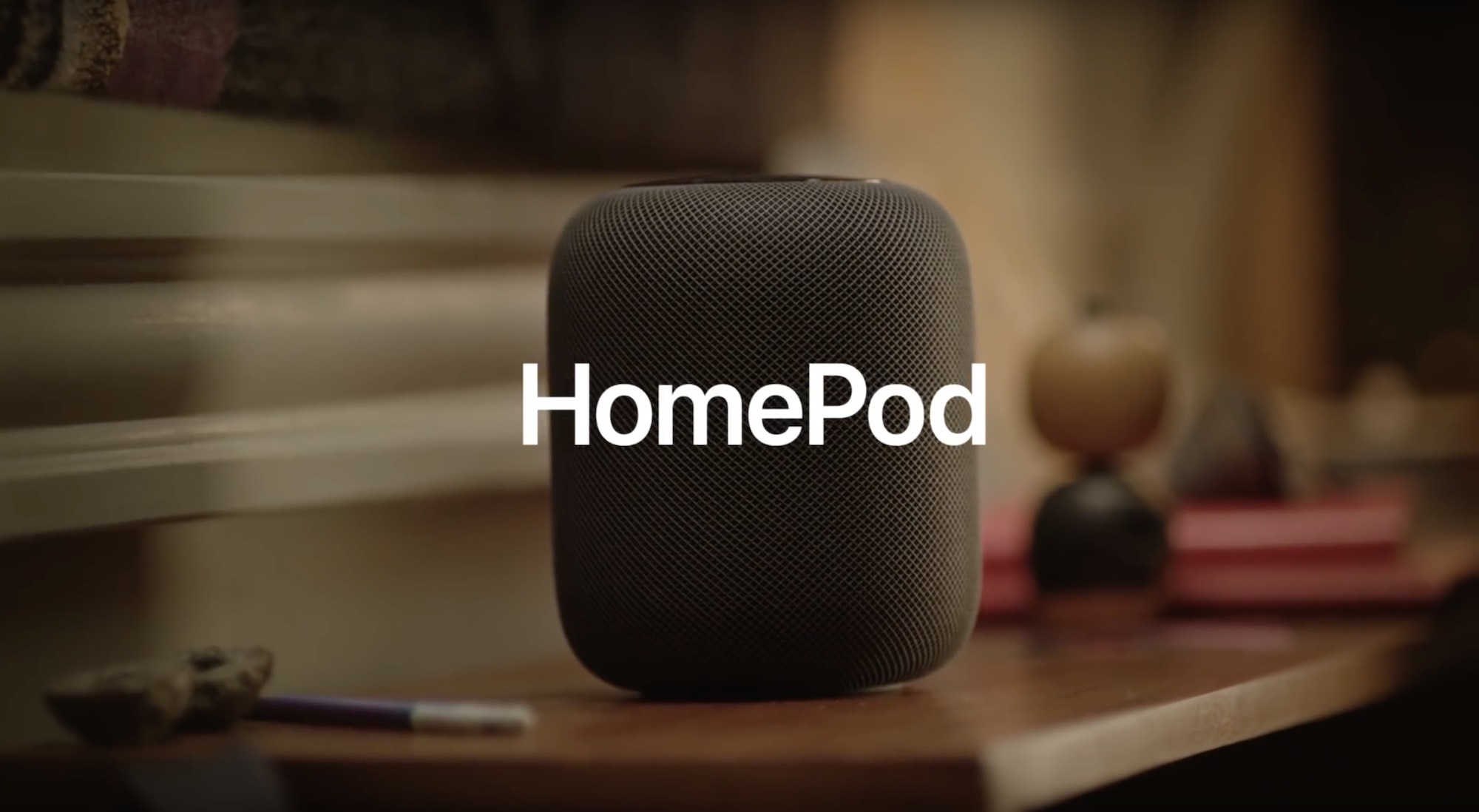 Transfer audio from iPhone to HomePod