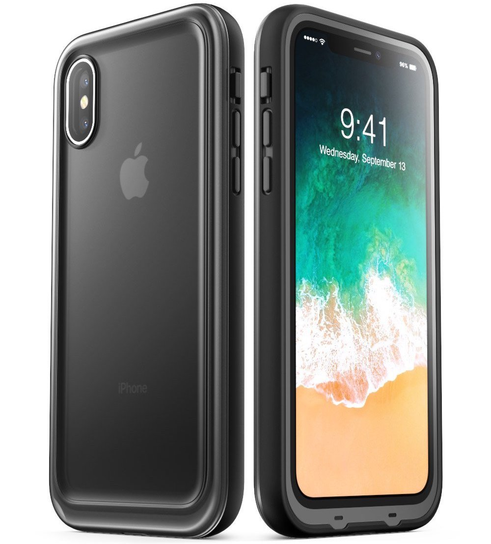 best waterproof cases iphone x - i-blason aegis