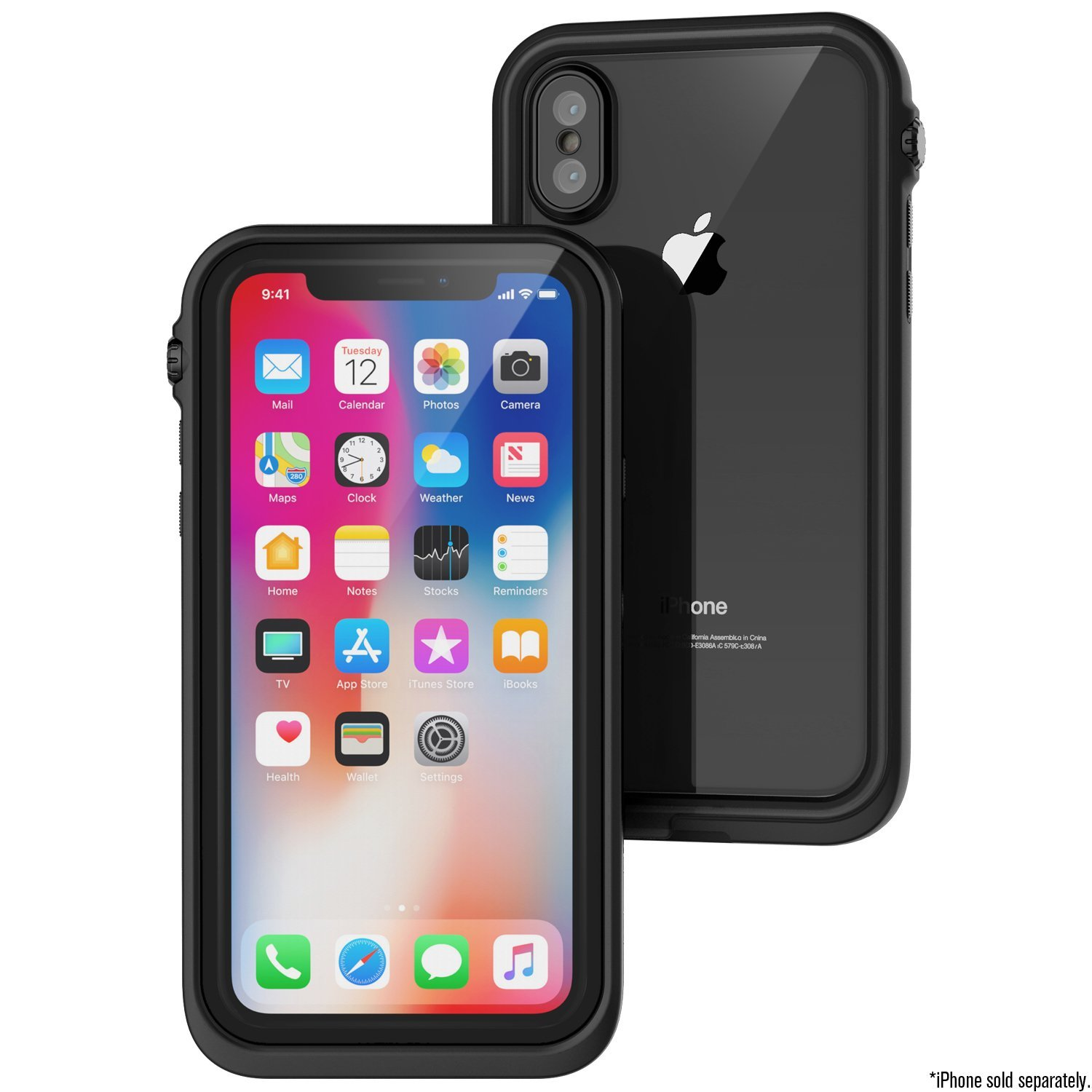 best waterproof cases iphone x - catalyst