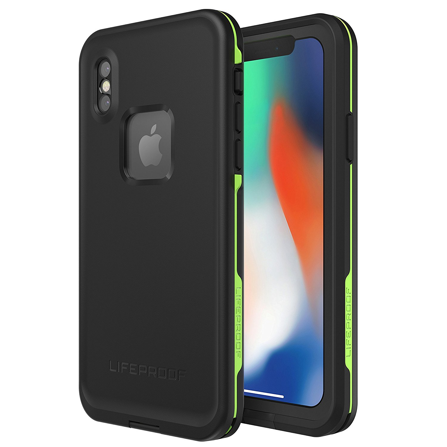 best waterproof cases iphone x - lifeproof FRE series