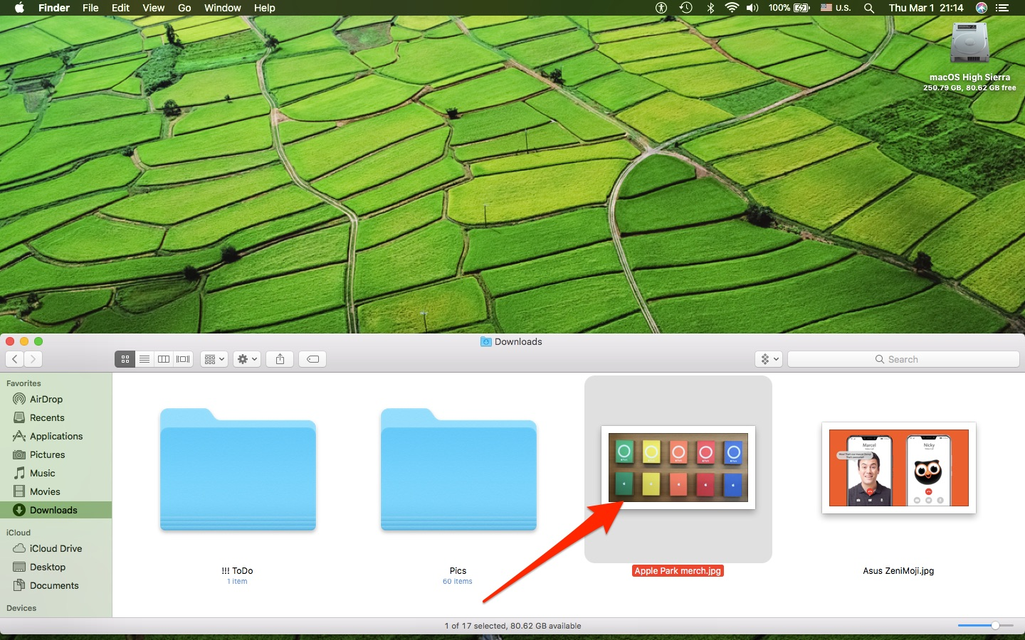 how to download multiple files at once on mac