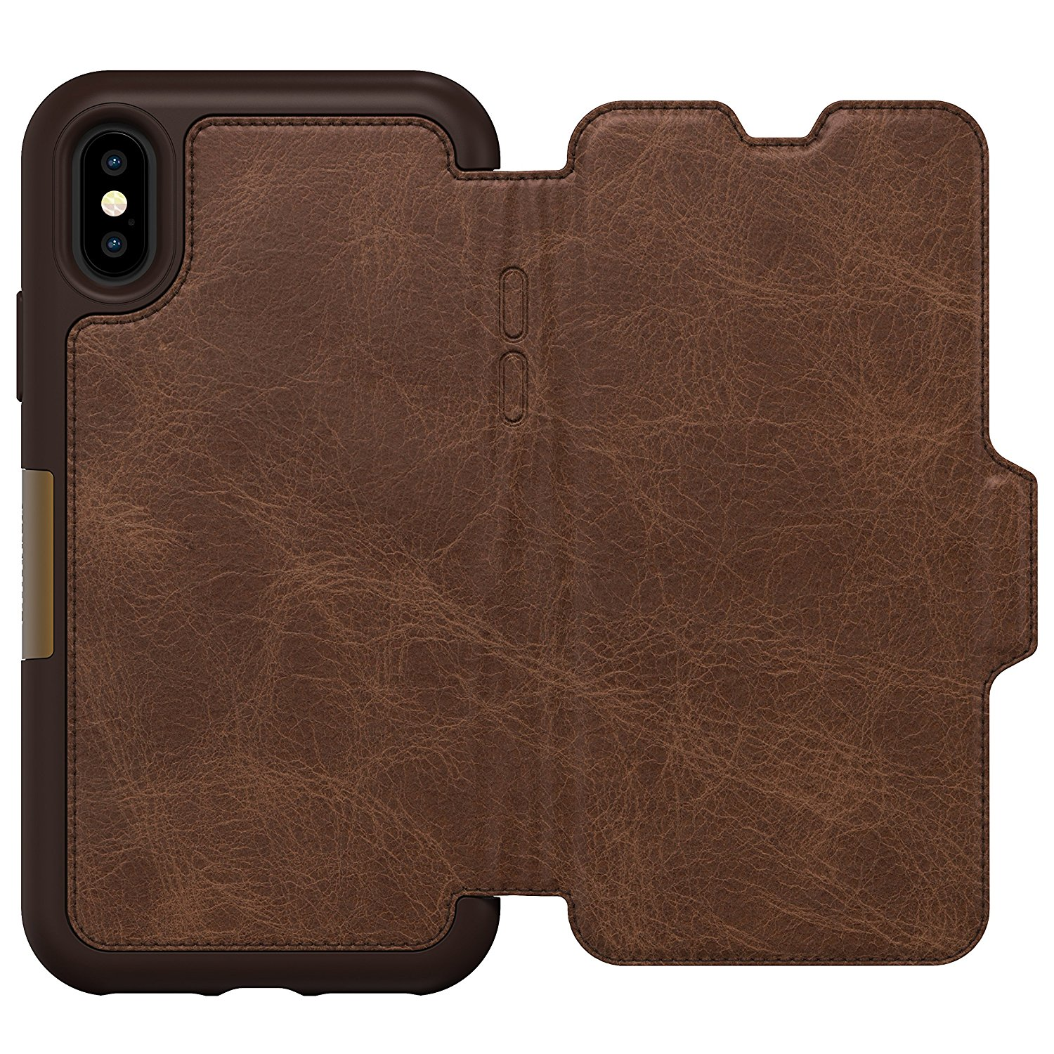 best wallet cases for iphone x - otterbox strada series