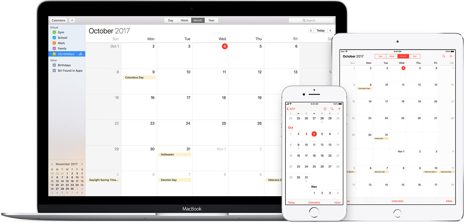 how to see birthdays in the calendar app on iphone ipad and mac