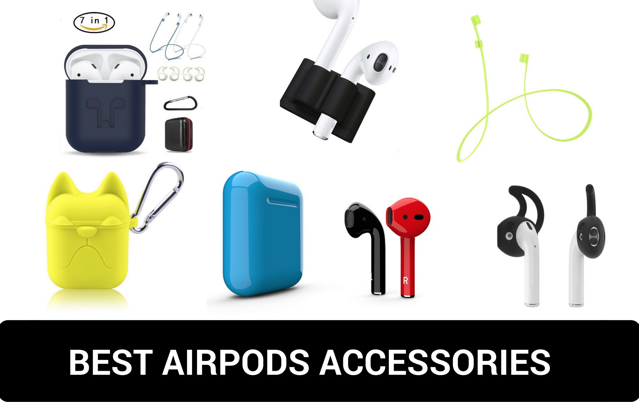 4d2377624f0 The best Apple AirPods accessories available now