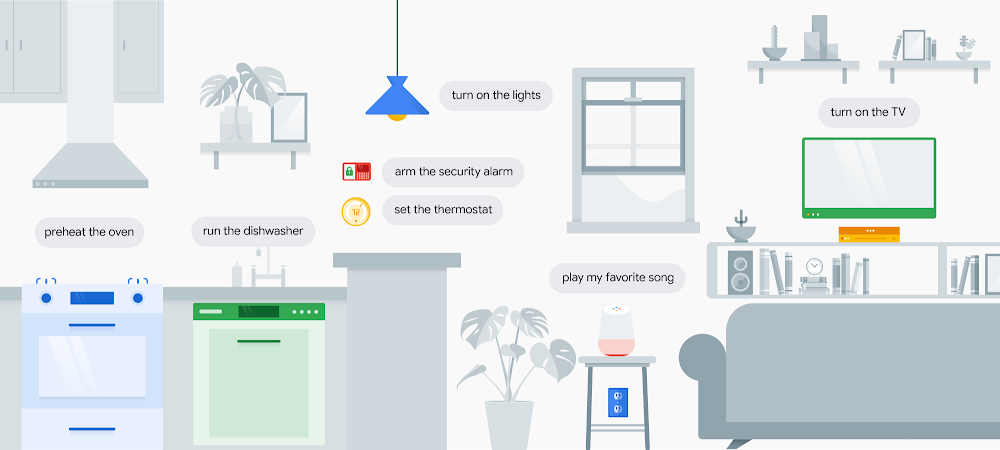 Google Assistant now works with 5 000 smart home
