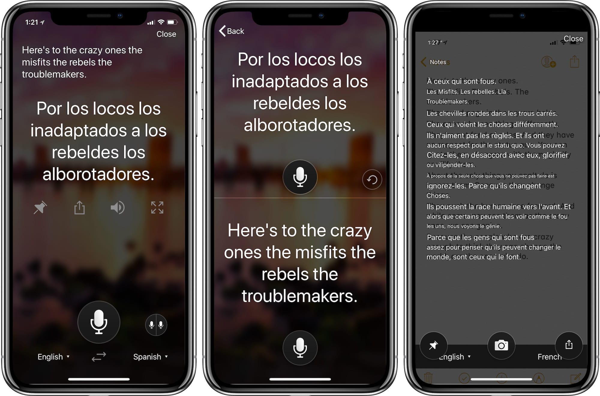 best translation apps iphone - Microsoft Translator for iOS