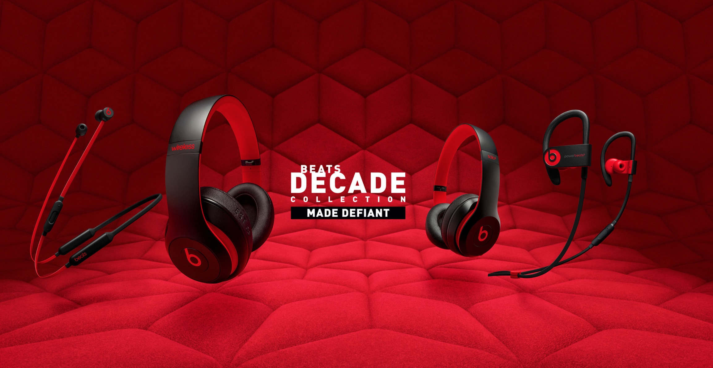Apple Introduces Limited Edition Beats Decade Collection