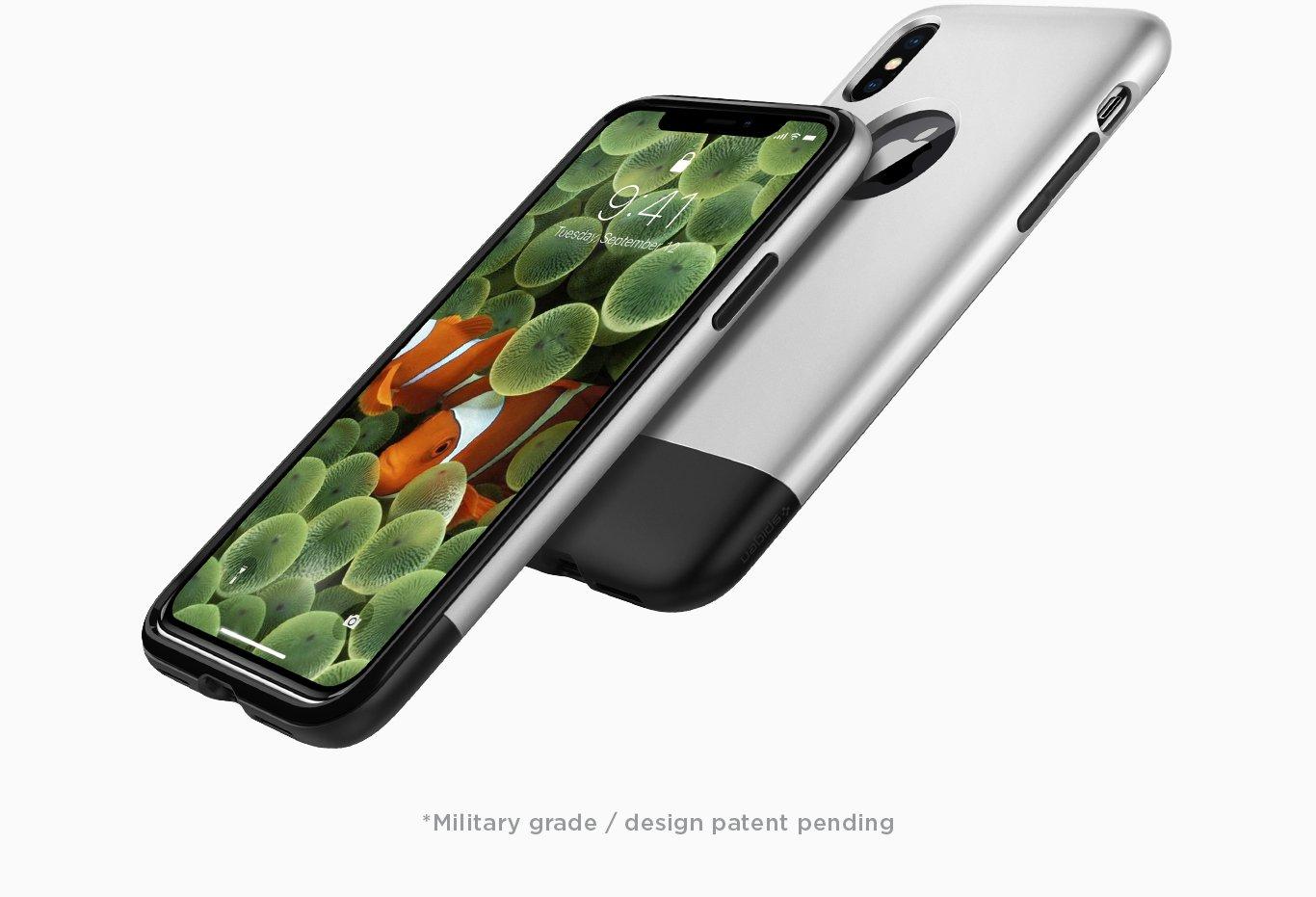 Spigen iPhone X cases