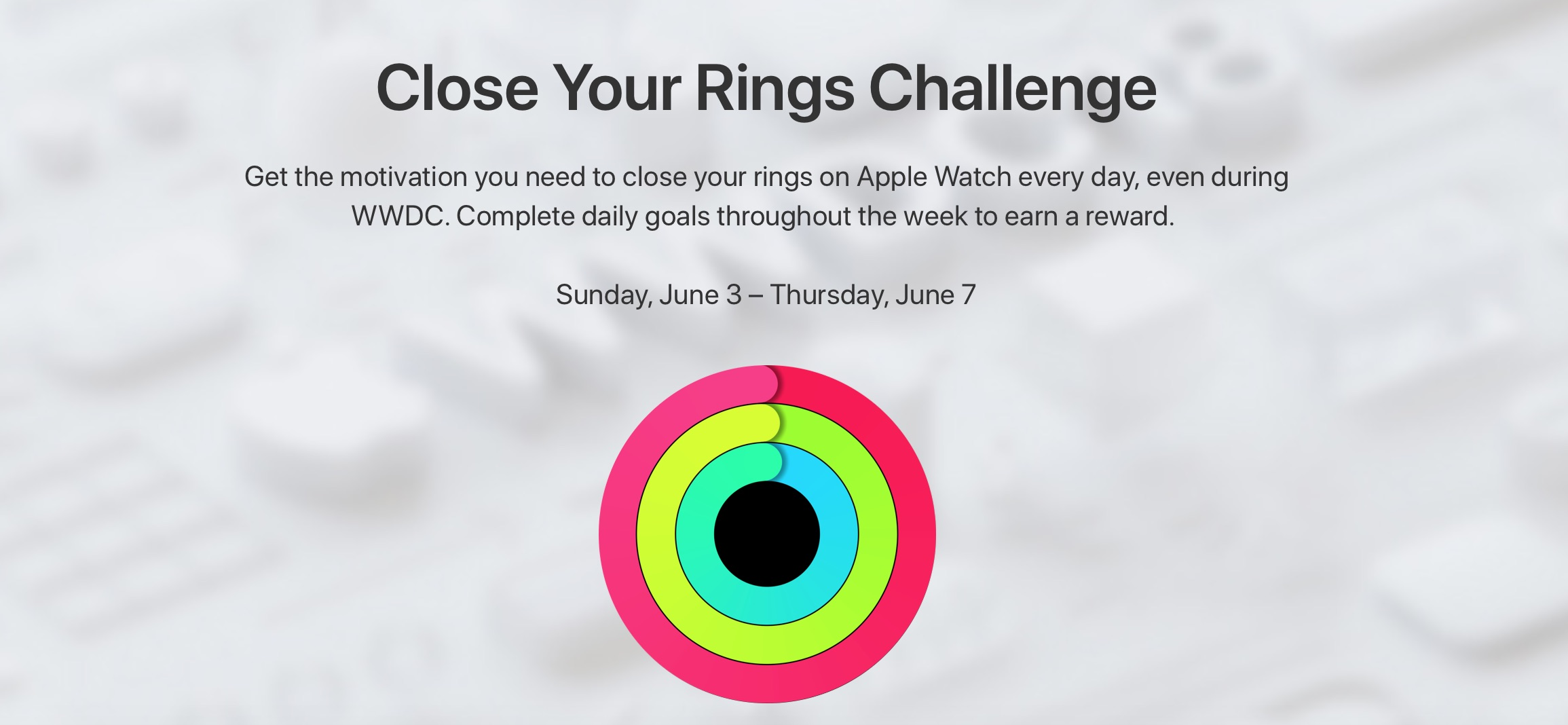 Close Your Rings