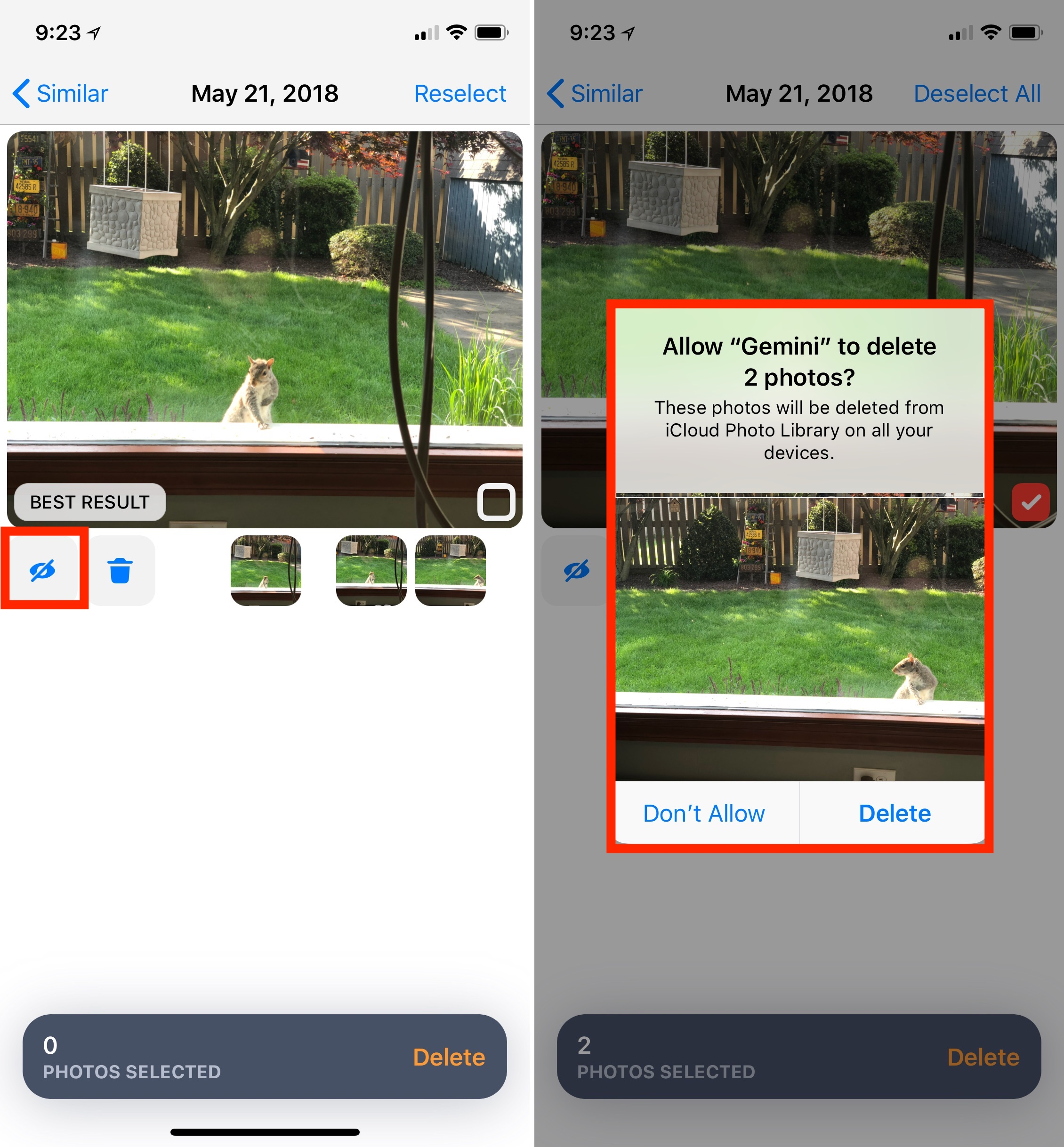 How to remove duplicate photos from your iPhone library