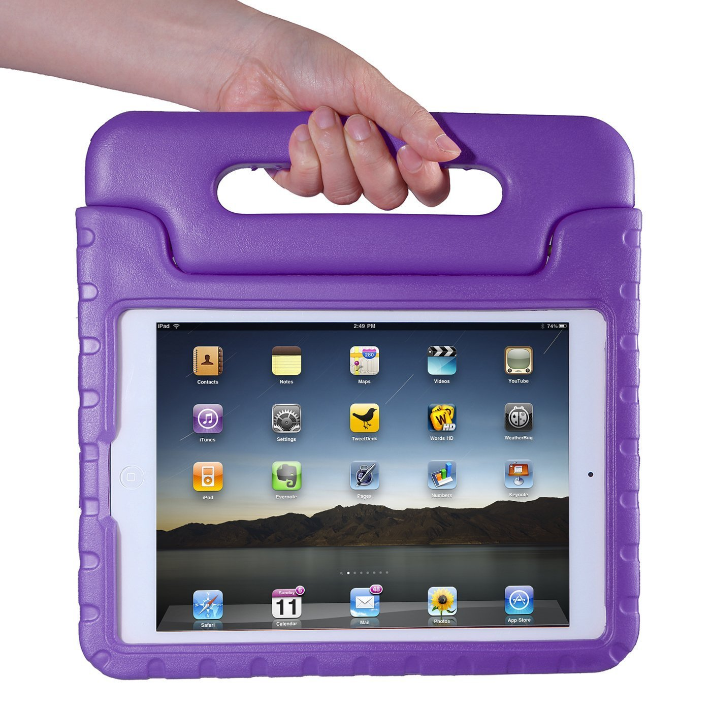 ipad cases for kids - hde shock proof