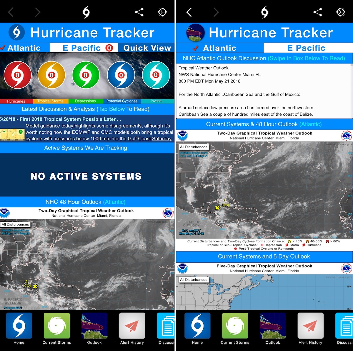tracking app for iphone the best hurricane tracking apps for iphone 16284