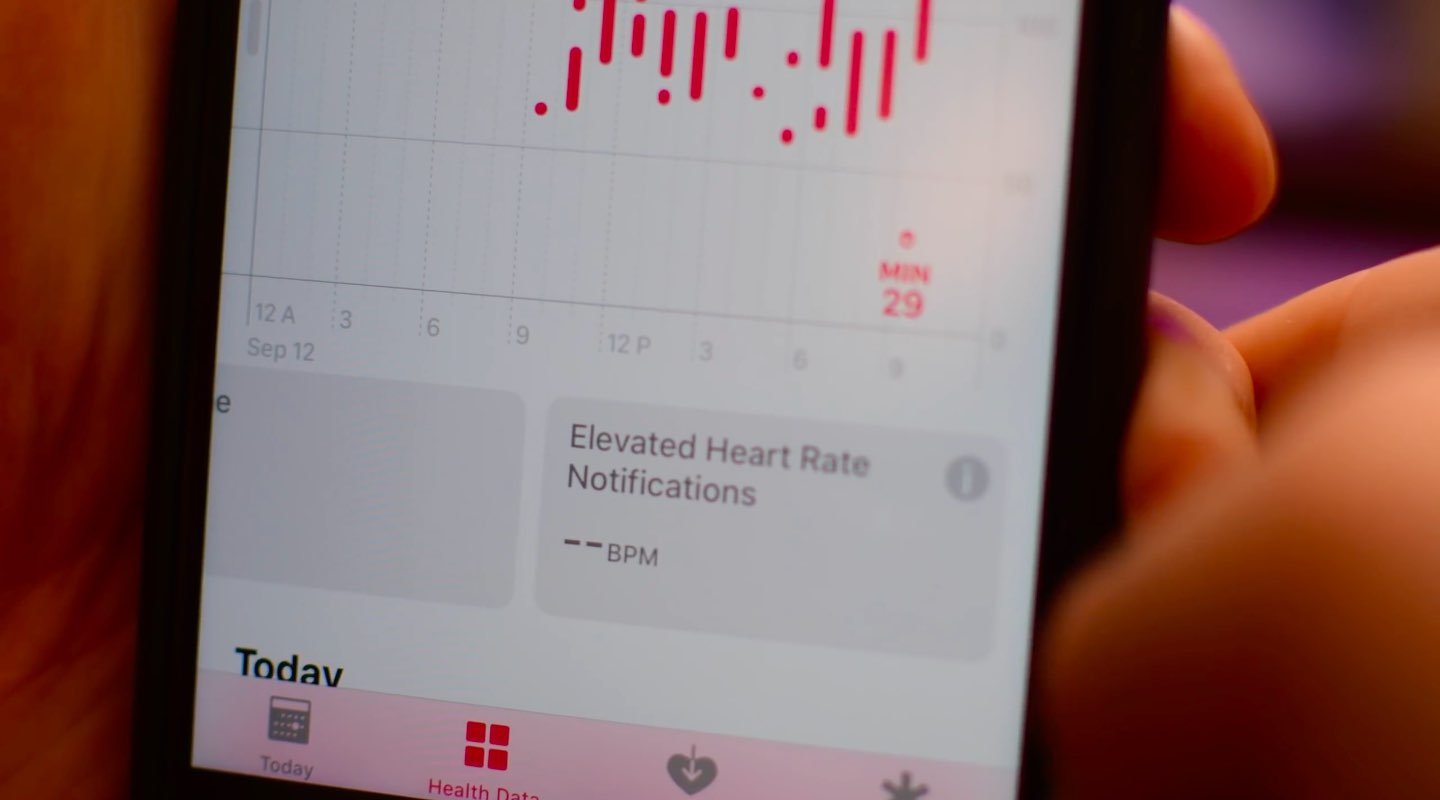 Elevated Heart Rate notifications on Apple Watch and how to