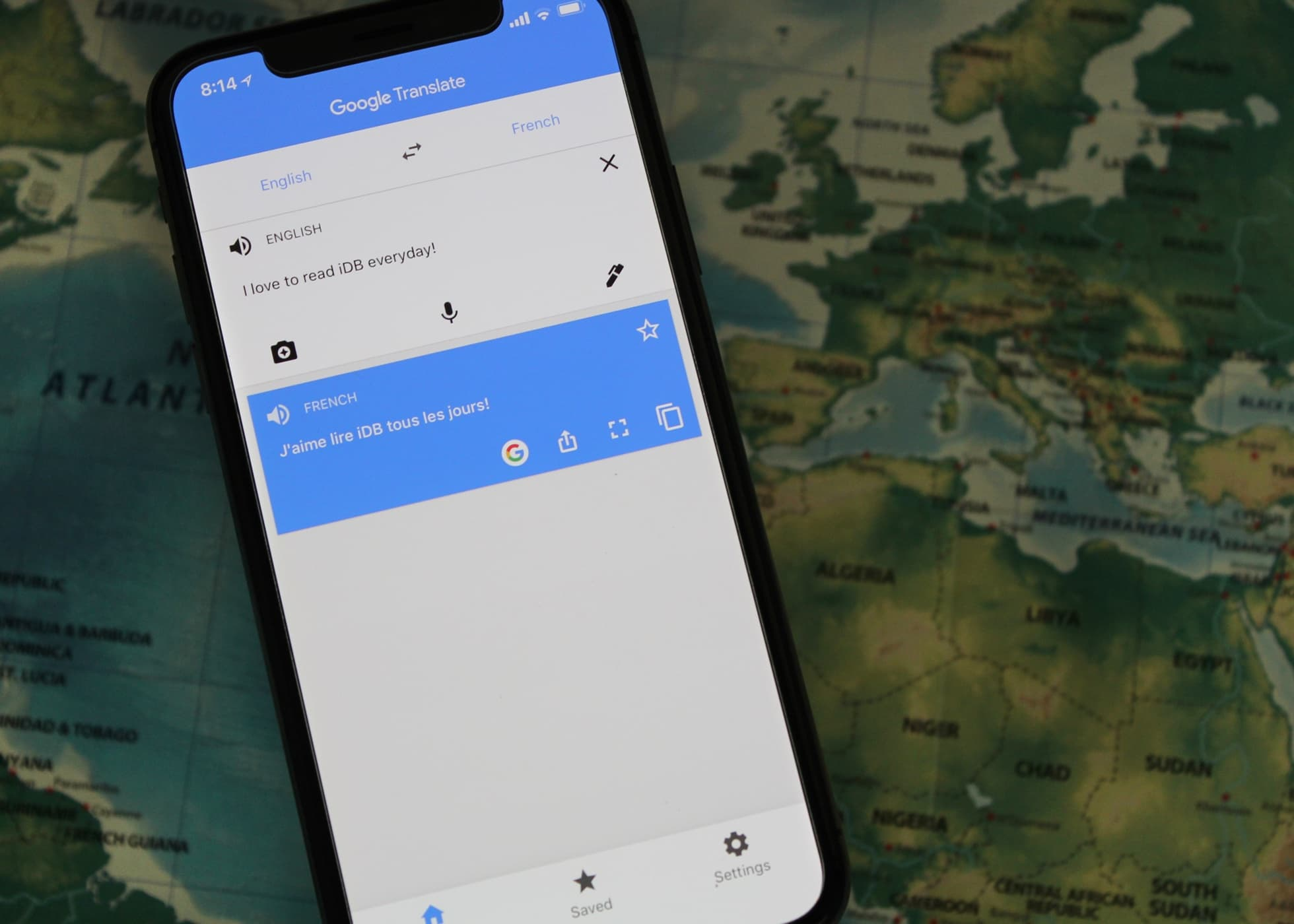 best translation apps iphone - Google Translate offers translations to 100+ languages
