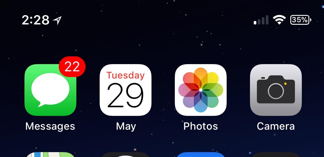 monthlicon - iOS 11 Uyumlu 9 Yeni Tweak
