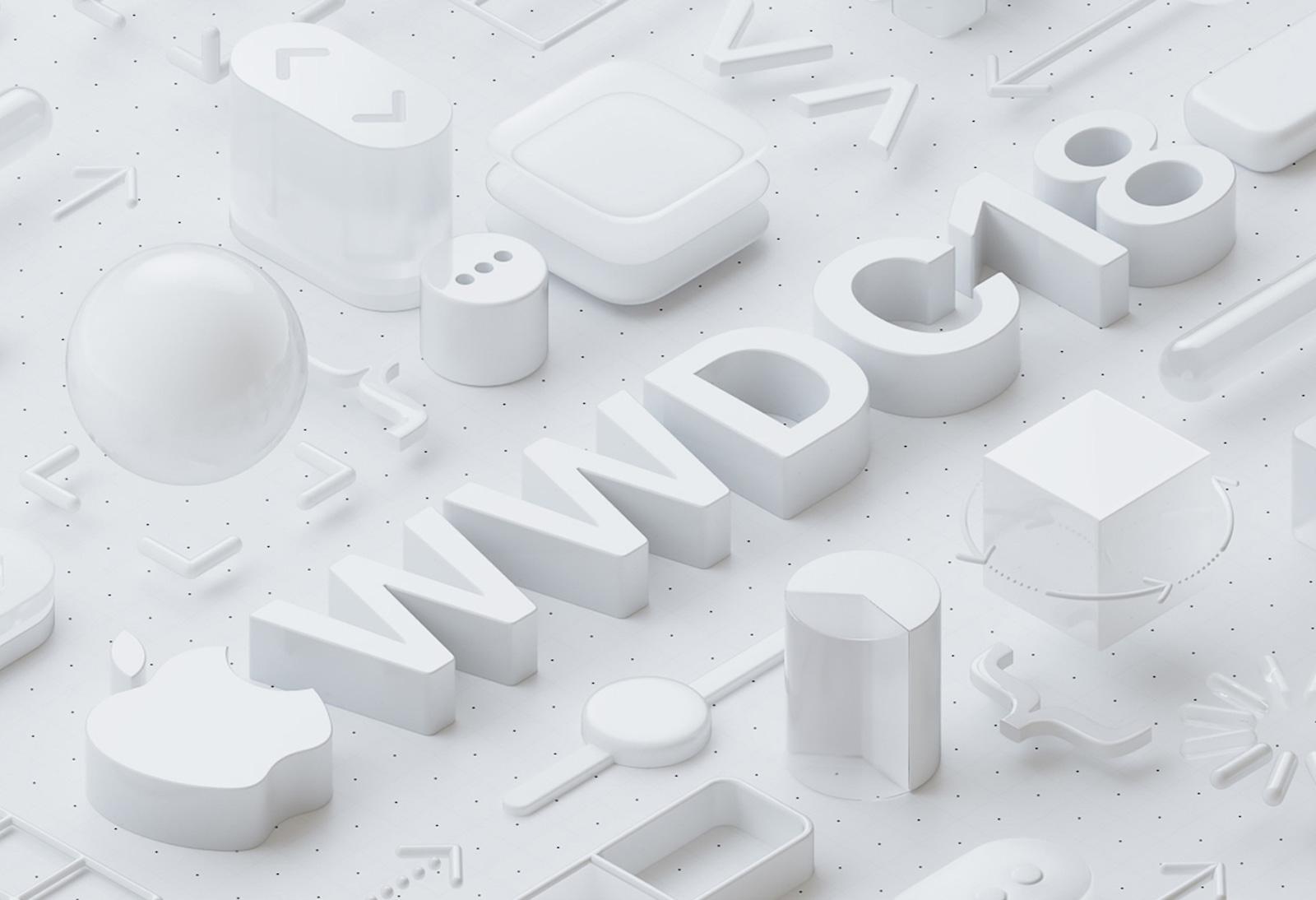 WWDC 2018 banner