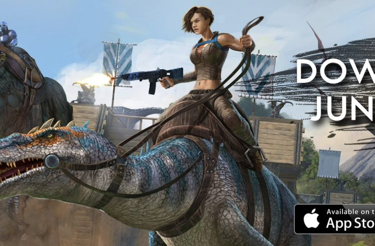 Hit PC and console game ARK: Survival Evolved has arrived on