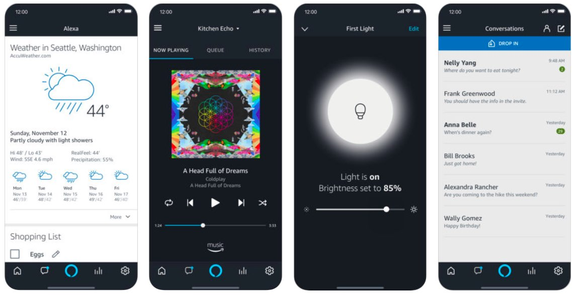 Alexa for iPhone teaser image